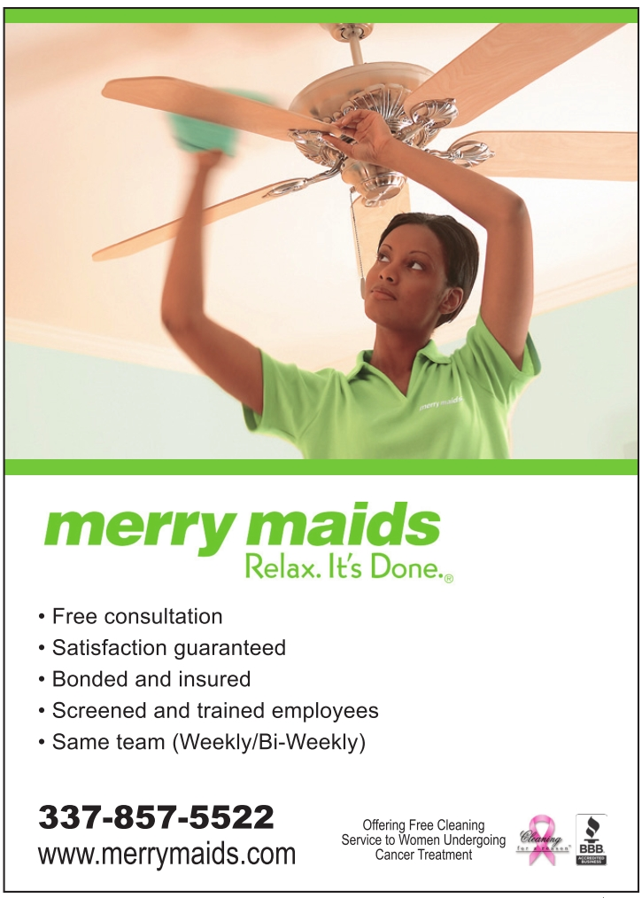 Merry Maids | Merry Maids Relax. It's Done | Services Ads from IND