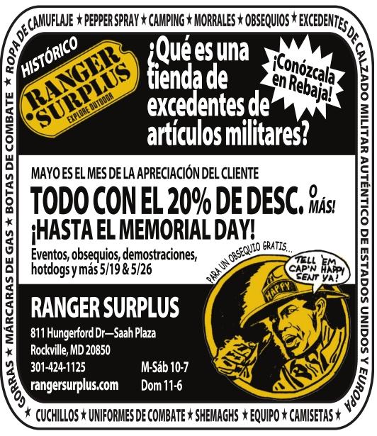 ¿Que es una Tienda de Excedentes de Articulos Militares  28c629bfb5d