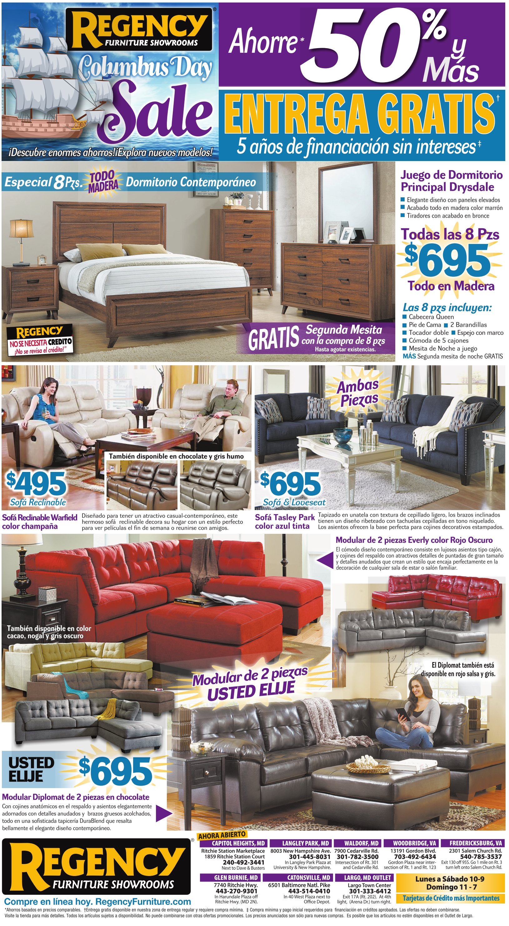 Regency Furniture Glen Burnie Best Furniture 2017