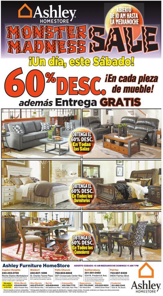 Elegant Compre Ahora, Ashley Furniture HomeStore, Frederick, MD