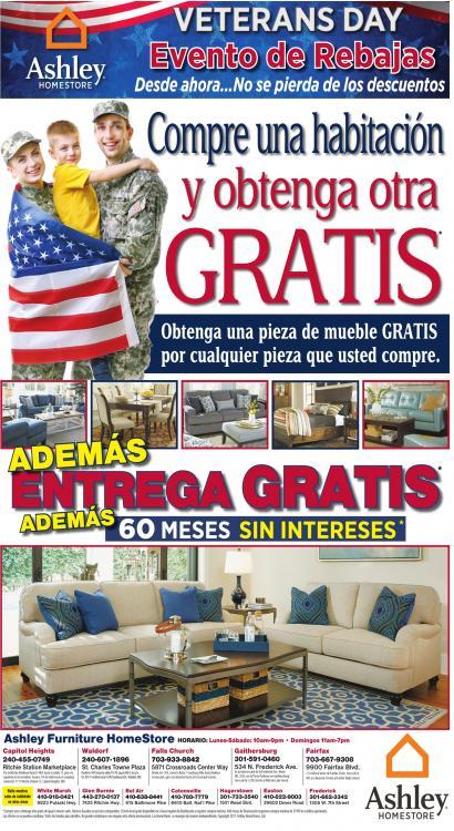 High Quality Veterans Day Rebajas, Ashley Furniture HomeStore, Frederick, MD