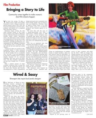 Wired & Sassy - Forum News